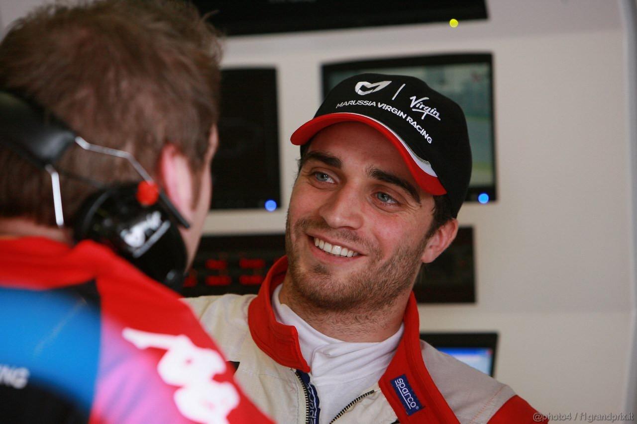 GP AUSTRALIA, 26.03.2011- Prove Libere 3, Sabato, Jerome D'Ambrosio (BEL), Marussia Virgin Racing VR-02