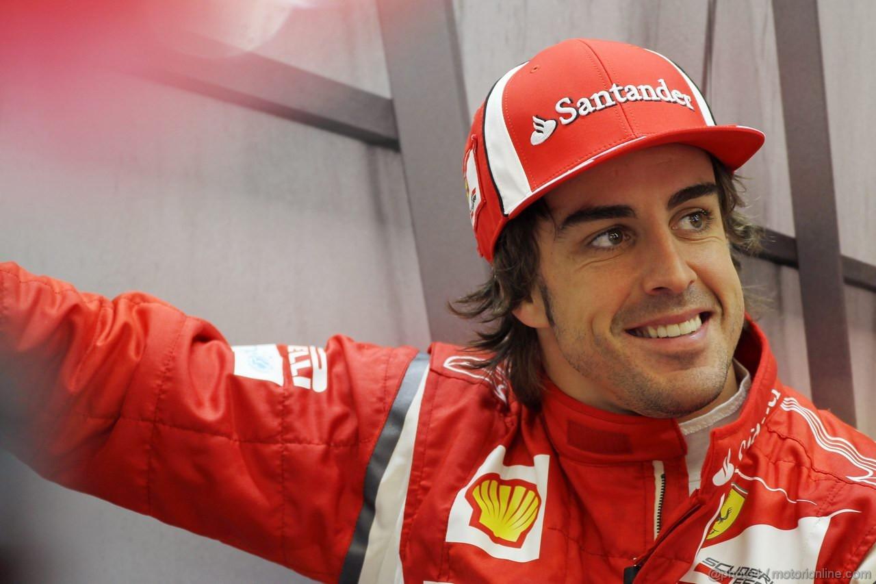 GP BELGIO, 27.08.2011- Prove Libere 3, Sabato, Fernando Alonso (ESP), Ferrari, F-150 Italia