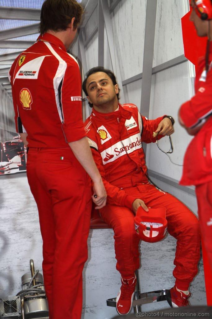GP CANADA, 11.06.2011- Prove Libere 3, Sabato, Felipe Massa (BRA), Ferrari, F-150 Italia