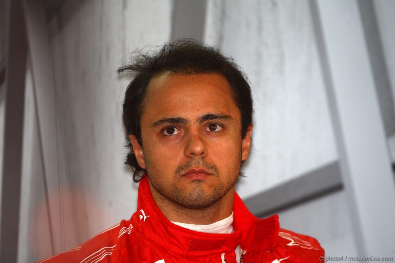 GP ITALIA, 10.09.2011- Prove Libere 3, Sabato, Felipe Massa (BRA), Ferrari, F-150 Italia