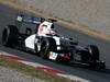 Barcelona Test Febbraio 2012, 24.02.2012, Barcelona, Spain, Kamui Kobayashi (JAP), Sauber F1 Team   - Formula 1 Testing, day 4 - Formula 1 World Championship