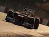 Barcelona Test Febbraio 2012, 24.02.2012 Barcelona, Spain, Heikki Kovalainen (FIN), Caterham F1 Team   - Formula 1 Testing, day 4 - Formula 1 World Championship