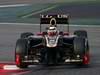 Barcelona Test Marzo 2012, 04.03.2012 Kimi Raikkonen (FIN), Lotus F1 Team
