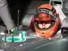 Barcelona Test Marzo 2012, 04.03.2012 Michael Schumacher (GER), Mercedes AMG Petronas