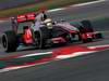 Barcelona Test Marzo 2012, 04.03.2012 Lewis Hamilton (GBR), McLaren Mercedes
