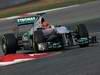 Barcelona Test Marzo 2012, 04.03.2012 Michael Schumacher (GER), Mercedes GP