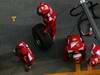 Barcelona Test Marzo 2012, 04.03.2012 Ferrari  staff