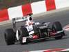 Barcelona Test Marzo 2012, 04.03.2012 Kamui Kobayashi (JAP), Sauber C31-Ferrari