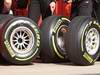 Barcelona Test Marzo 2012, 04.03.2012 Pirelli Tyres, OZ Wheels
