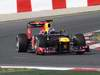 Barcelona Test Marzo 2012, 04.03.2012 Sebastian Vettel (GER), Red Bull Racing, RB8
