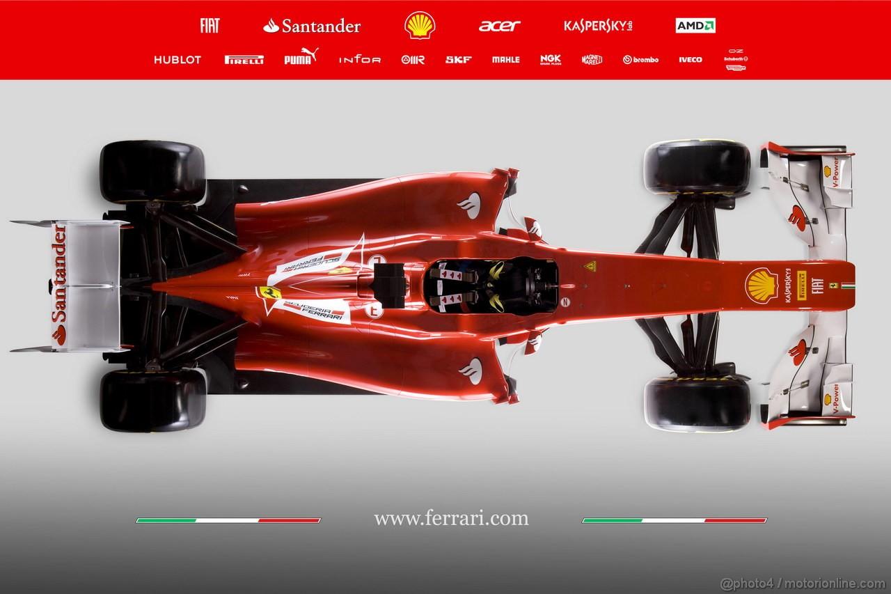 Ferrari F2012 2012 Foto Formula 1 Alta Risoluzione 4 Di 60