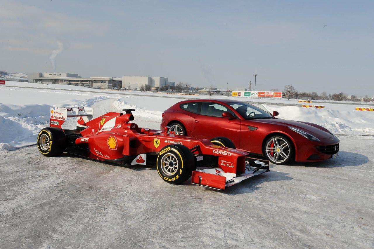 Ferrari F2012 2012 Foto Formula 1 Alta Risoluzione 5 Di 60