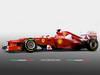 Ferrari F2012,  The new Ferrari F2012 - � Editorial Copyright Free: Ferrari S.P.A