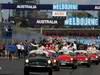 GP AUSTRALIA, Drivers Parade