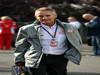 GP BELGIO, 02.09.2012- Martin Whitmarsh (GBR), Chief Executive Officer Mclaren