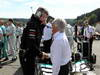 GP BELGIO, 02.09.2012- Gara, Bernie Ecclestone (GBR), President e CEO of Formula One Management  e Ross Brawn (GBR), Team Principal, Mercedes GP