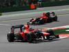 GP BELGIO, 02.09.2012- Gara, Charles Pic (FRA) Marussia F1 Team MR01 davanti a Timo Glock (GER) Marussia F1 Team MR01