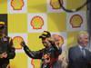 GP BELGIO, 02.09.2012- Gara, secondo Sebastian Vettel (GER) Red Bull Racing RB8