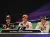 GP BELGIO, 02.09.2012- Gara, Conferenza Stampa,Sebastian Vettel (GER) Red Bull Racing RB8, Jenson Button (GBR) McLaren Mercedes MP4-27 e Kimi Raikkonen (FIN) Lotus F1 Team E20