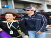 GP BRASILE, 25.11.2012- Viviane Senna e Bruno Senna (BRA) Williams F1 Team FW34