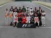 GP BRASILE, 25.11.2012- Drivers end of year group photograph