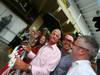 GP BRASILE, 25.11.2012- Gara, John Button (GBR), father of Jenson Button (GBR)