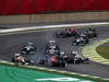 GP BRASILE, 25.11.2012- Gara, Crash, Sebastian Vettel (GER) Red Bull Racing RB8 e Bruno Senna (BRA) Williams F1 Team FW34