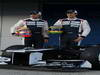 Williams FW34, 07.02.2012 Jerez, Spain,  Pastor Maldonado (VEN), Williams F1 Team e Bruno Senna (VEN), Williams F1 Team  - Williams F1 Team FW34 Launch