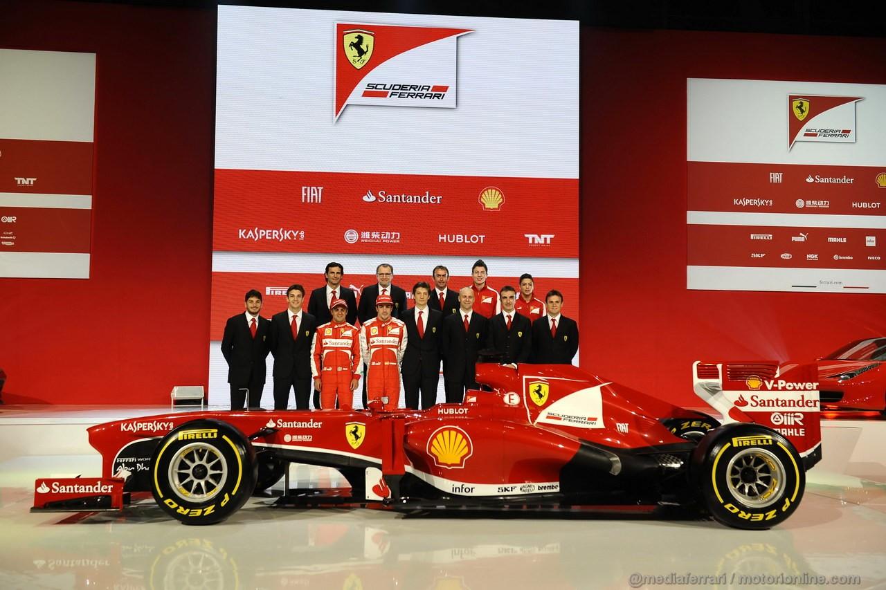 Ferrari F138 2013 Foto Formula 1 Alta Risoluzione 27 Di 81