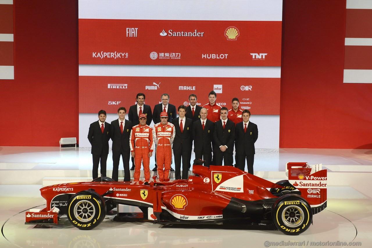 Formula 1 foto ferrari
