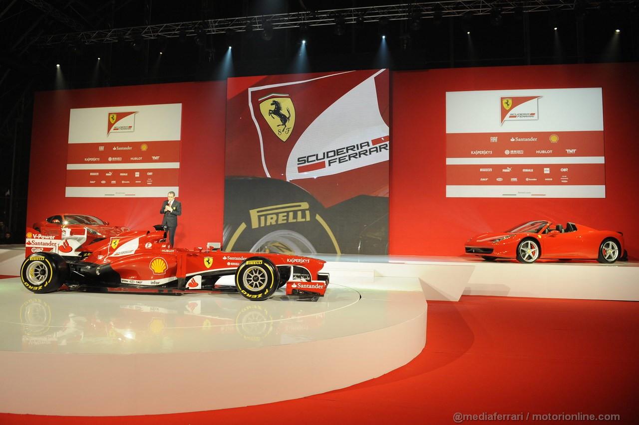 Ferrari F138 2013 Foto Formula 1 Alta Risoluzione 24 Di 81