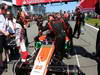 GP GERMANIA, 07.07.2013-  Gara, Jules Bianchi (FRA) Marussia F1 Team MR02