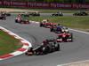 GP GERMANIA, 07.07.2013-  Gara, Romain Grosjean (FRA) Lotus F1 Team E21