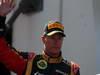 GP GERMANIA, 07.07.2013-  Gara, secondo Kimi Raikkonen (FIN) Lotus F1 Team E21