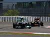 GP GERMANIA, 07.07.2013-  Gara, Lewis Hamilton (GBR) Mercedes AMG F1 W04