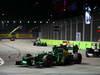 GP SINGAPORE, 22.09.2013- Gara, Giedo Van der Garde (NED), Caterham F1 Team CT03