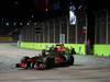 GP SINGAPORE, 22.09.2013- Sergio Perez (MEX) McLaren MP4-28