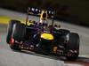 GP SINGAPORE, 22.09.2013- Gara,  Sebastian Vettel (GER) Red Bull Racing RB9