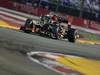 GP SINGAPORE, 22.09.2013- Gara,  Romain Grosjean (FRA) Lotus F1 Team E213