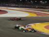 GP SINGAPORE, 22.09.2013- Gara,  Paul di Resta (GBR) Sahara Force India F1 Team VJM06