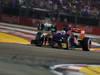 GP SINGAPORE, 22.09.2013- Gara,  Jean-Eric Vergne (FRA) Scuderia Toro Rosso STR8