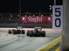 GP SINGAPORE, 22.09.2013- Gara,  Nico Hulkenberg (GER) Sauber F1 Team C32