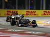 GP SINGAPORE, 22.09.2013- Gara,  Esteban Gutierrez (MEX), Sauber F1 Team C32