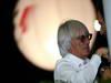 GP SINGAPORE, 22.09.2013- Bernie Ecclestone (GBR), President e CEO of Formula One Management