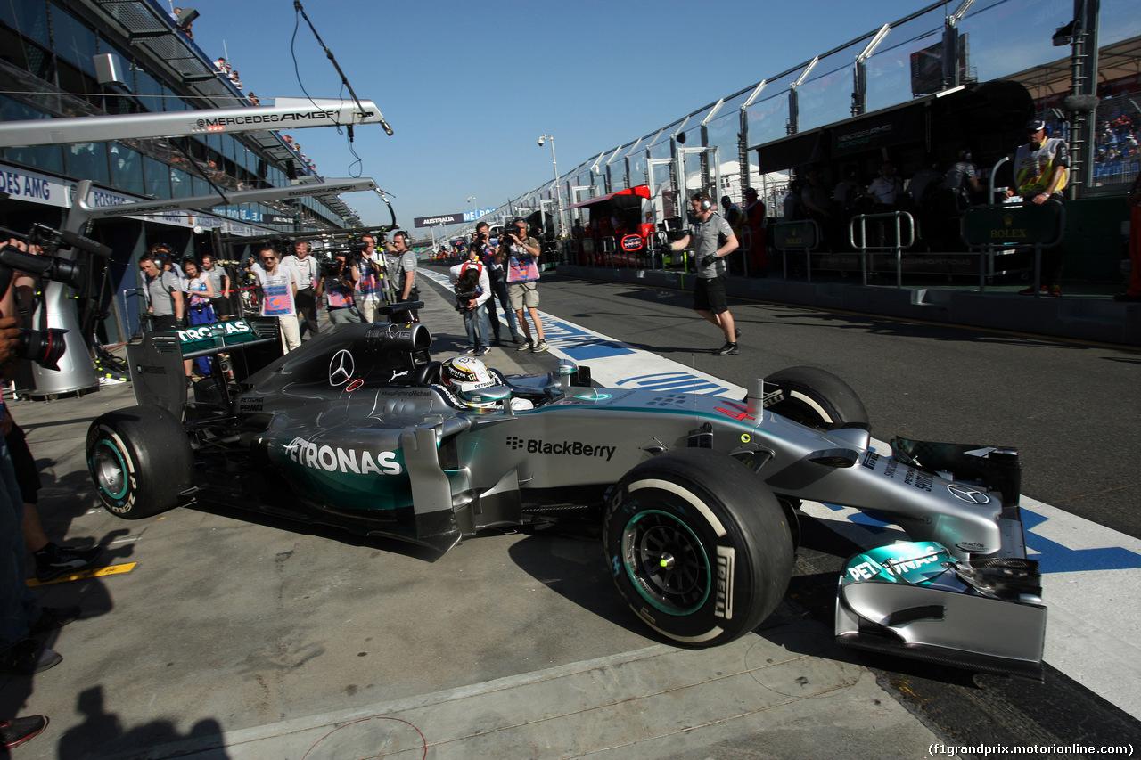 Gp Ungheria 25072014 Free Practice 2 Lewis Hamilton Gbr