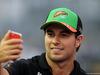 GP SINGAPORE, 21.09.2014 - Sergio Perez (MEX) Sahara Force India F1 VJM07