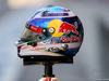 GP ABU DHABI, 29.11.2015 - The helmet of Daniel Ricciardo (AUS) Red Bull Racing RB11