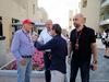 GP ABU DHABI, 29.11.2015 - Nikki Lauda (AU), Mercedes, Alain Prost, Helmut Marko (AUT), Red Bull Racing, Red Bull Advisor e Gerard Lopez (FRA) Lotus F1 Team Principal