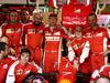 GP ABU DHABI, 29.11.2015 - Gara, Kimi Raikkonen (FIN) Ferrari SF15-T e his meccanici