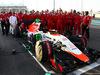 GP ABU DHABI, 29.11.2015 - Gara, William Stevens (GBR) Manor Marussia F1 Team e his team